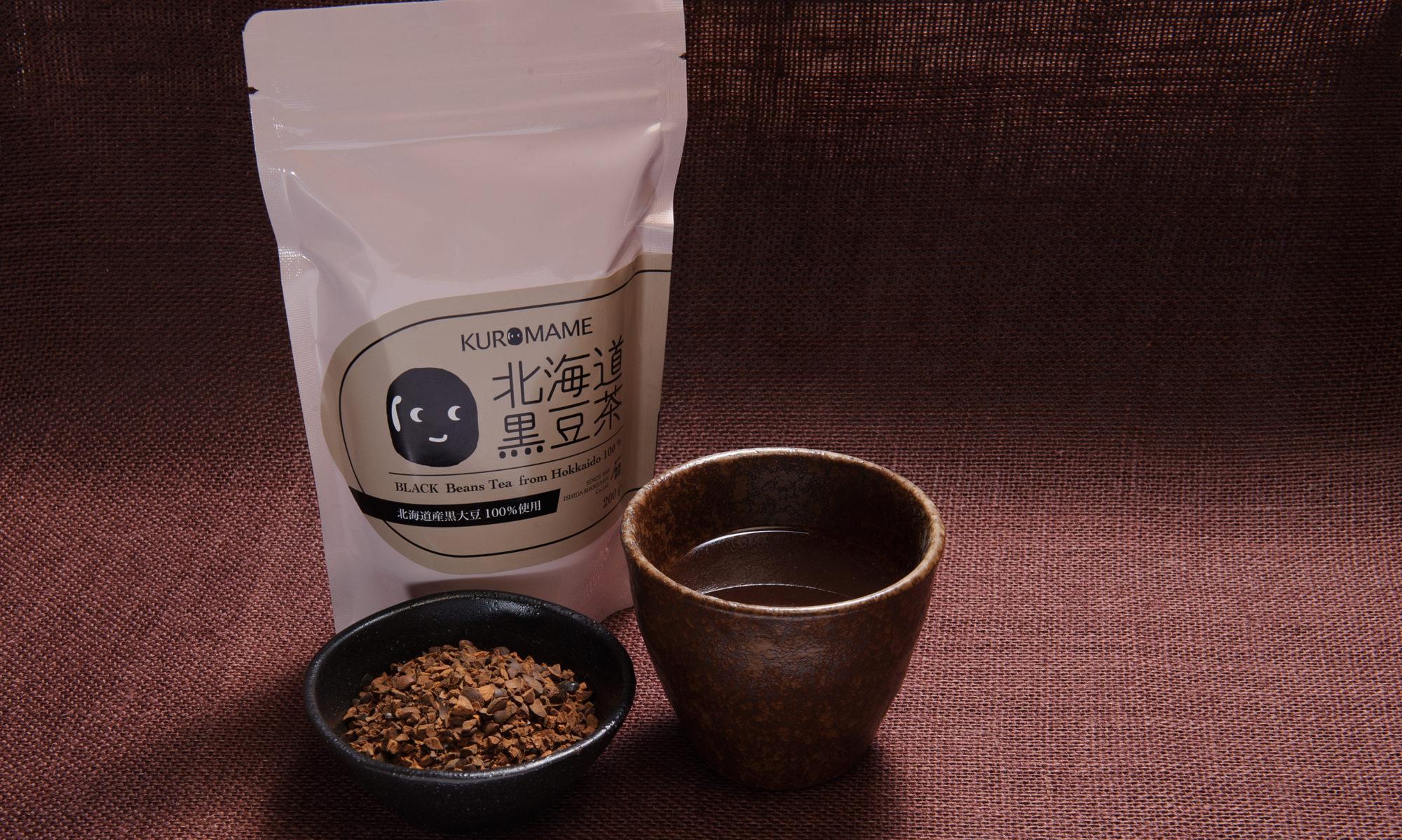 北海道黒豆茶